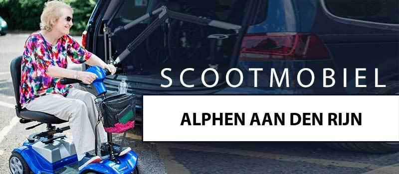 scootmobiel-kopen-alphen-aan-den-rijn