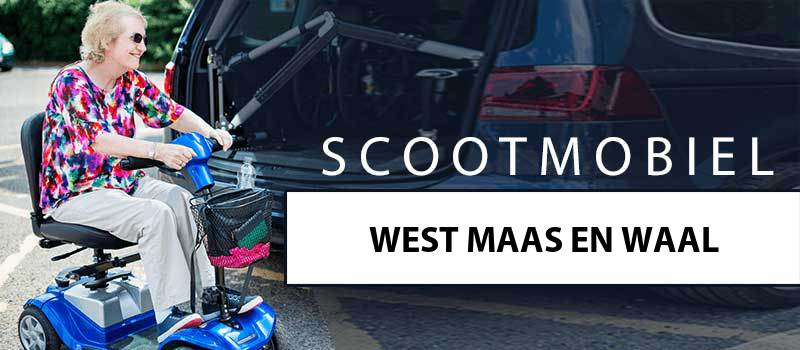 scootmobiel-kopen-west-maas-en-waal